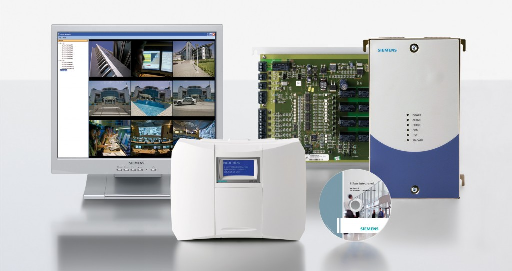 SiPass Integrated Family
