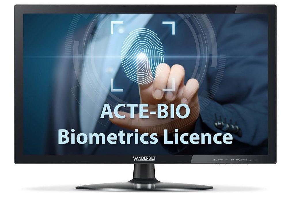 Biometric License Image