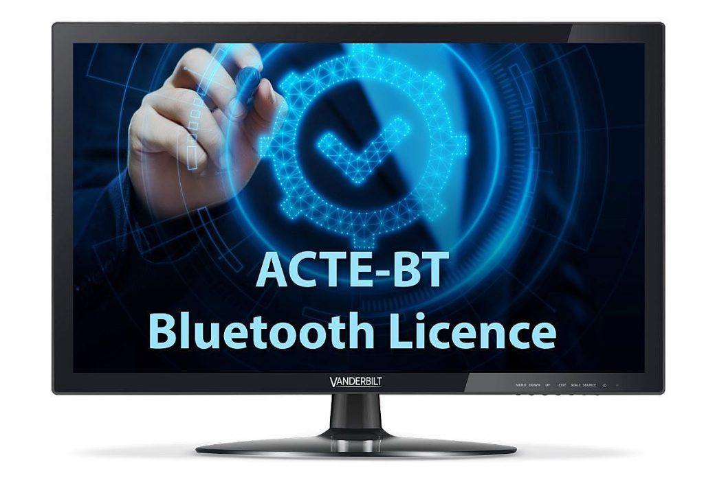 Bluetooth License Image